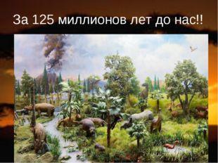За 125 миллионов лет до нас!! ПИГМЕИ ( ЦАР.