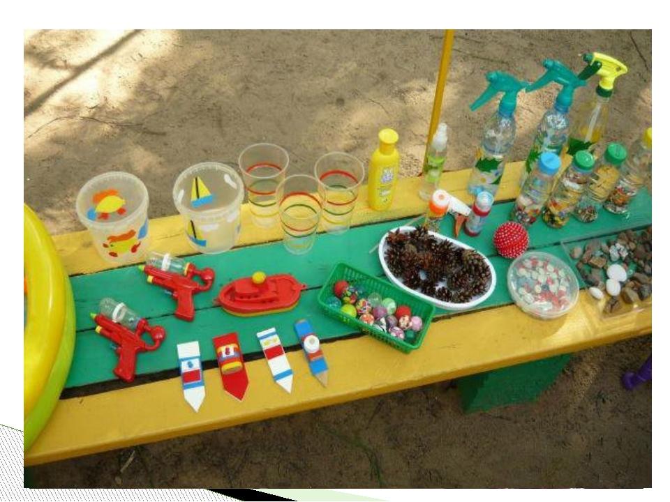 Игрушки своими руками для прогулки в детском саду 9