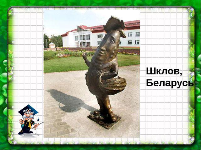 Шклов, Беларусь