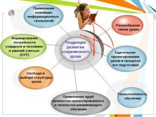 Применение новейших информационных технологий Формирование потребности учащих