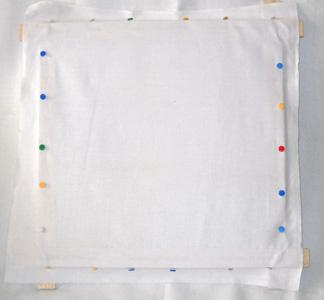 Мастер-класс по рисованию на мокрой ткани фото 3