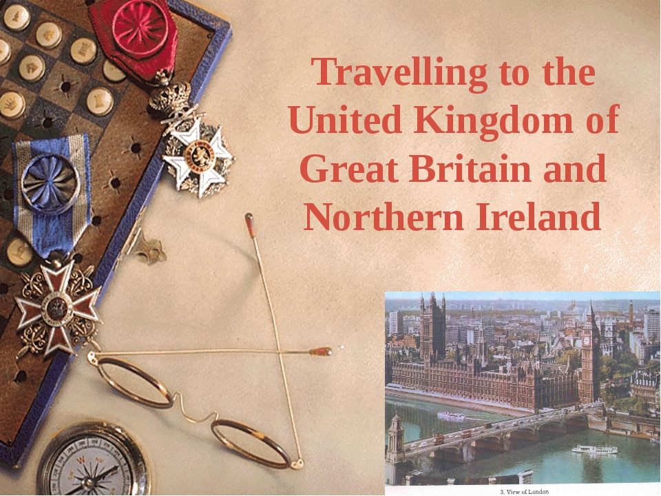 Travelling to the United Kingdom of Great Britain and Northern Ireland
