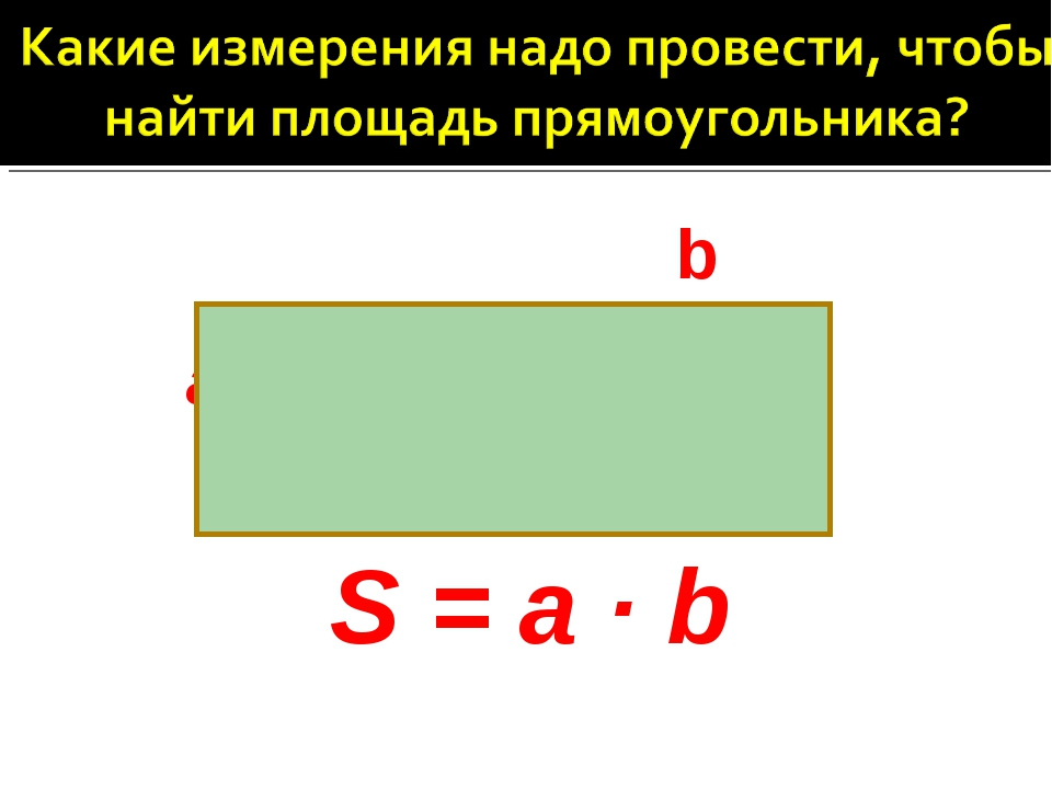 b a S = a · b