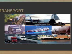 TRANSPORT ‹#›