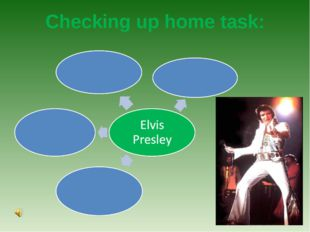 Checking up home task: