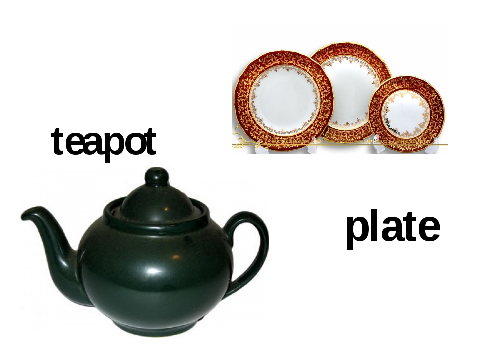 teapot plate