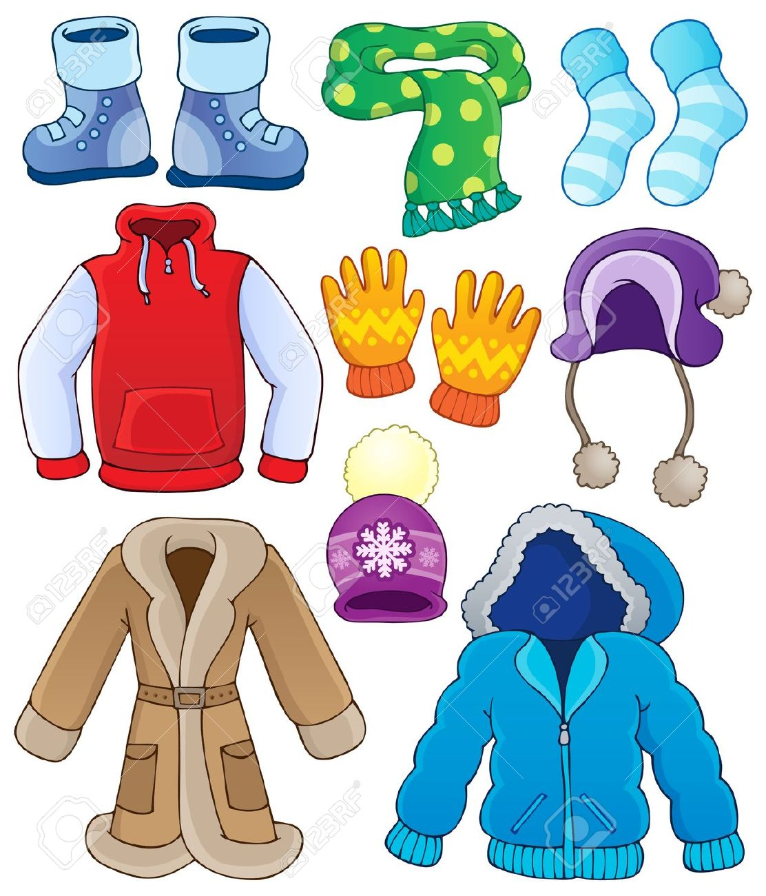 http://previews.123rf.com/images/clairev/clairev1310/clairev131000050/22502411-Winter-clothes-collection--Stock-Vector-cartoon.jpg