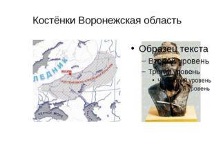 Костёнки Воронежская область