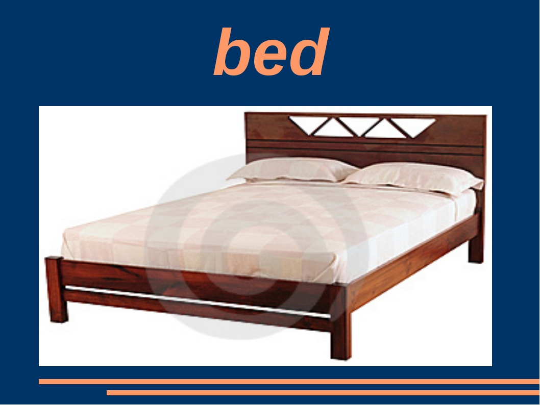 bed bed