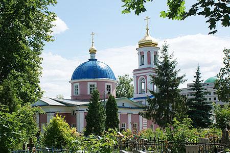 Свято-Троицкий храм г. Орла