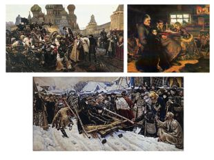 В искусстве и судьбе Василия Ивановича Сурикова все ярко, неповторимо, талант