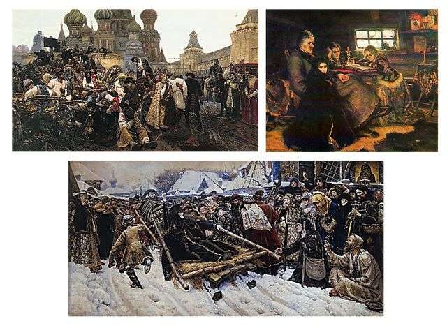В искусстве и судьбе Василия Ивановича Сурикова все ярко, неповторимо, талант...