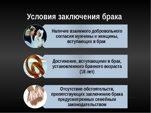 порядок и условия заключения и прекращения брака эссе - фото 9