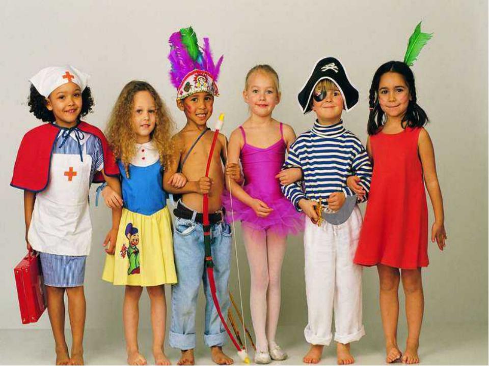 Конкурсы для детей от 3 до 12