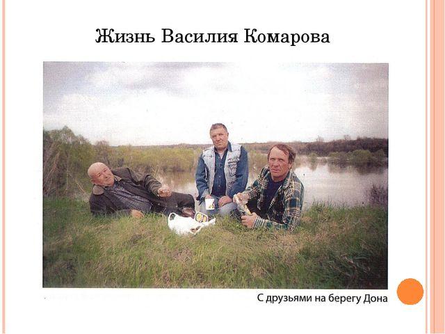 Жизнь Василия Комарова