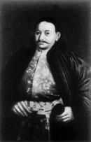 Князь Ф.Ю. Ромодановский. Неизвестный художник. Начало XVIII в.