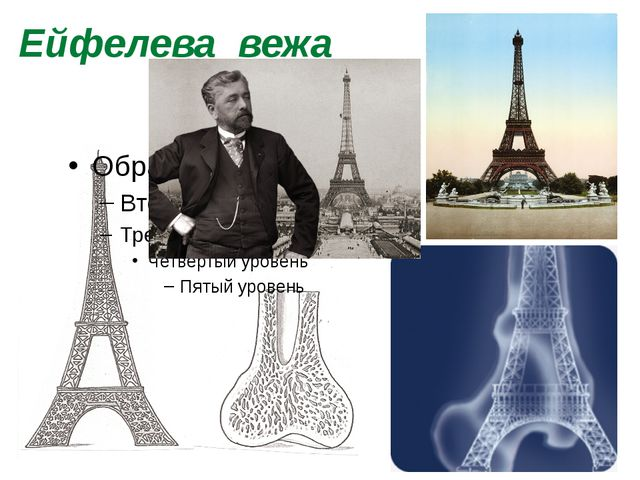 Ейфелева вежа Ґюстав Е́йфель