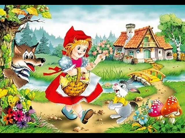 Castorland Пазл Castorland 500 Сказка Красная Шапочка