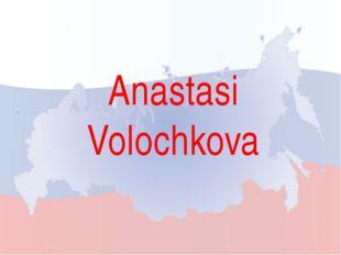 Anastasi Volochkova