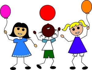 cartoon_stick_figure_kids_playing_with_balloons_0515-1004-0904-1006_SMU