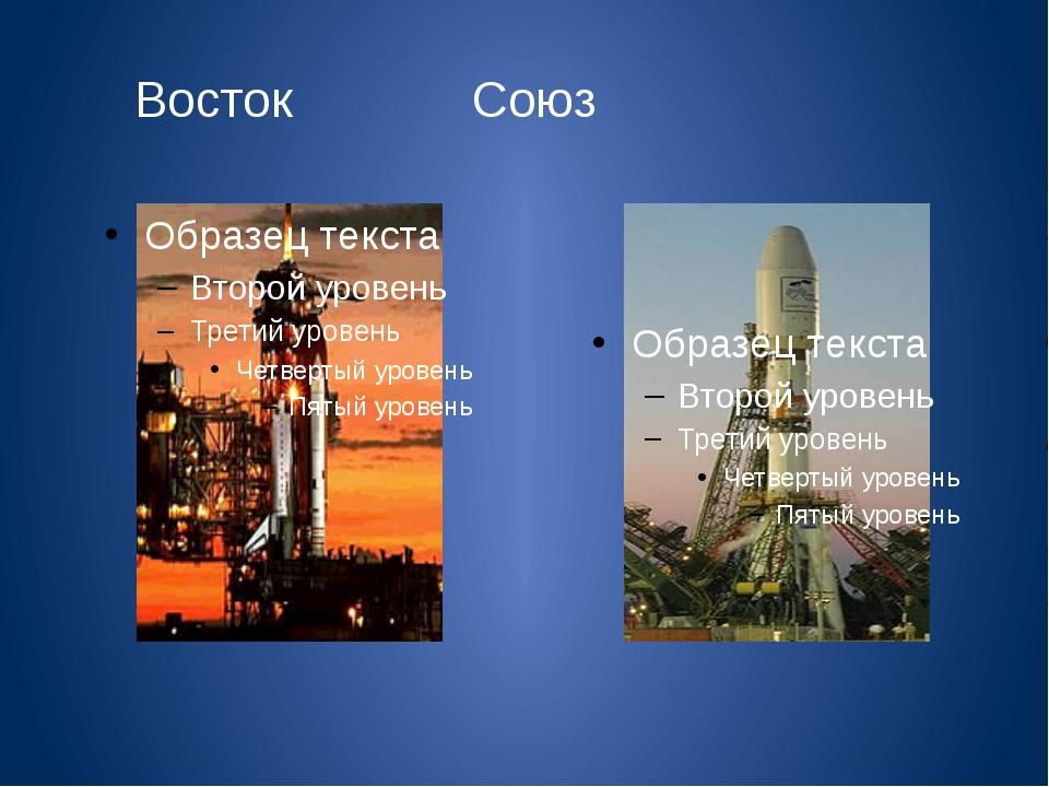 Восток Союз