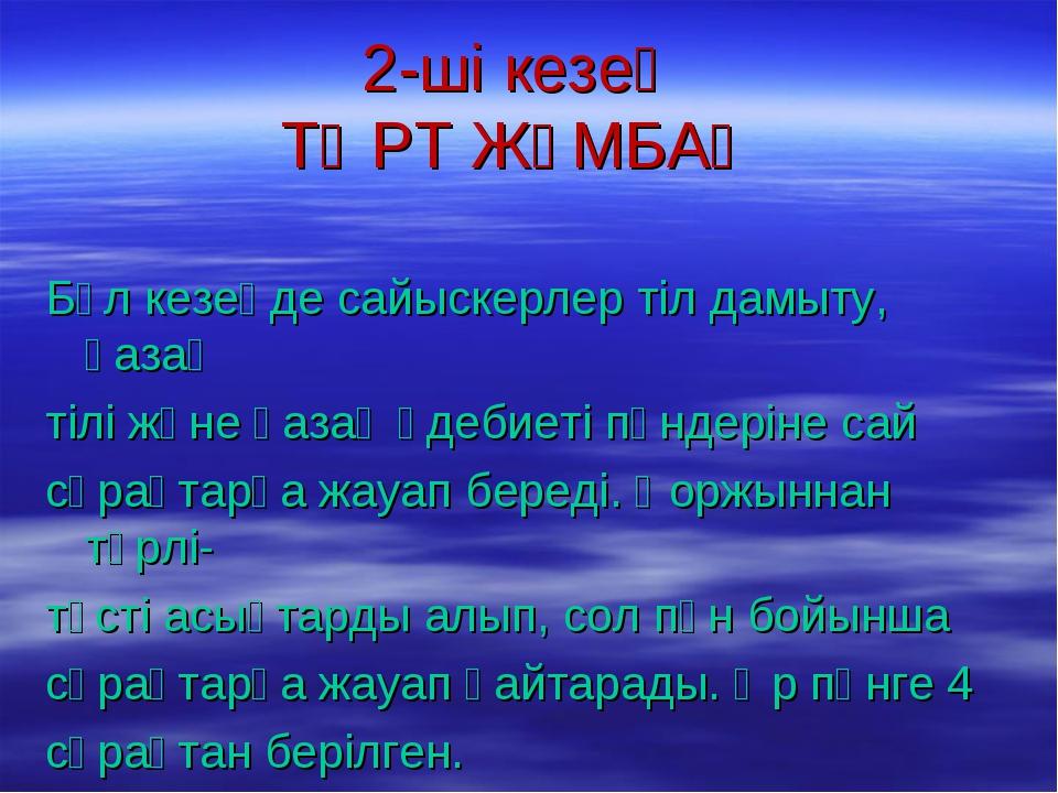 Сыныптан тыс шара жоспары ж4d9не презентация)