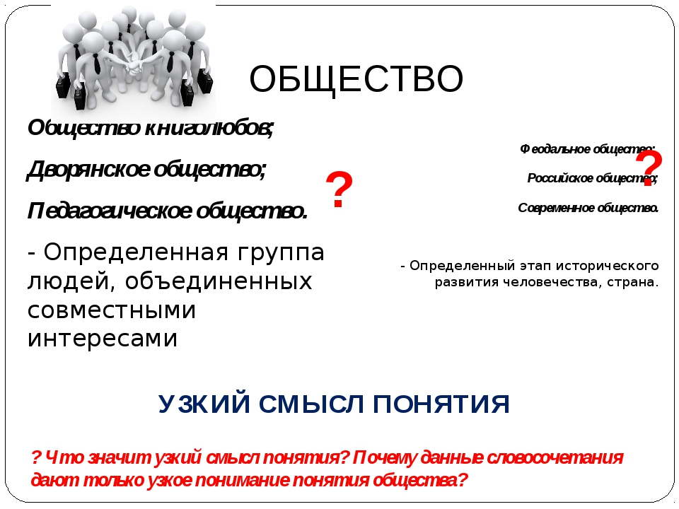 ОБЩЕСТВО Общество книголюбов; Дворянское общество; Педагогическое общество. -...