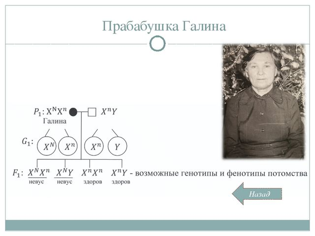 Прабабушка Галина Назад