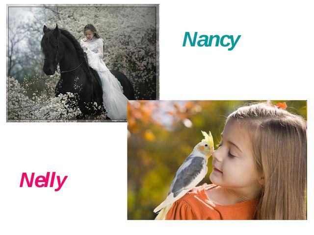 Nancy Nelly