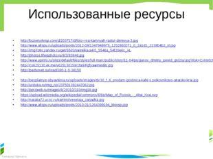 Использованные ресурсы http://biznessknigi.com/d/203717/d/foto-i-na-kamnyah-r