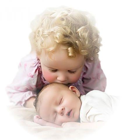 Трогательные стихи про детей короткие фото 1