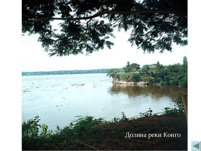 Долина реки Конго