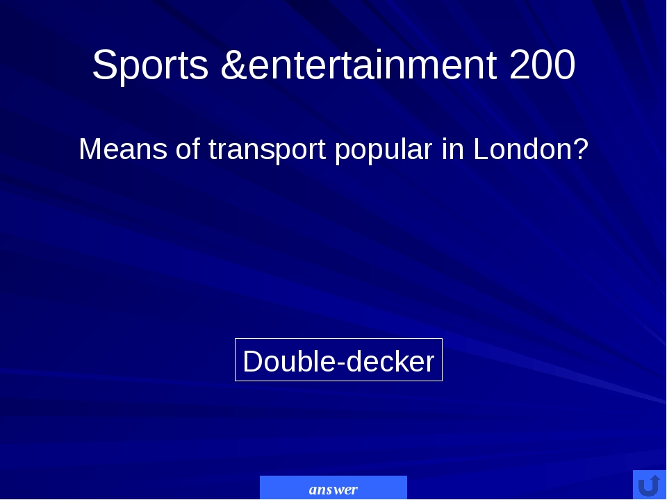 Sports &entertainment 300 Wembley Stadium The largest stadium in Great Britai...