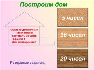 Сколько двузначных чисел можно составить из цифр 0,1,2,3 и 4 (без повторений)