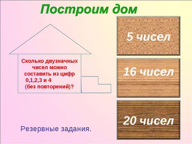 Сколько двузначных чисел можно составить из цифр 0,1,2,3 и 4 (без повторений)...