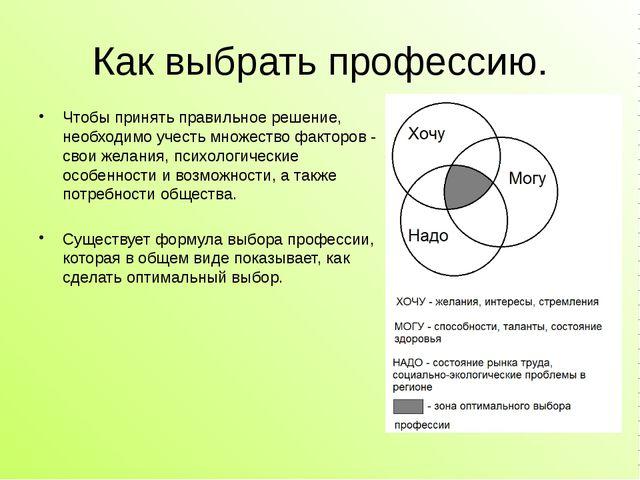 Чтобы принять правильное решение, необходимо учесть множество факторов - свои...