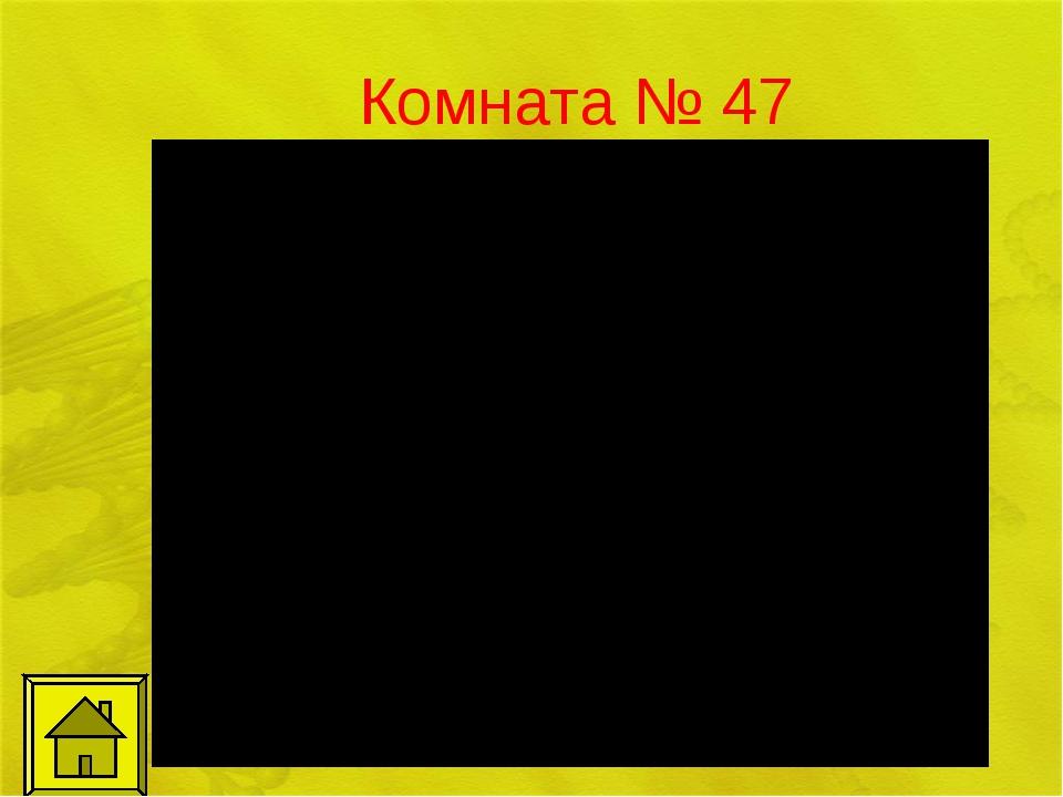 Комната № 47