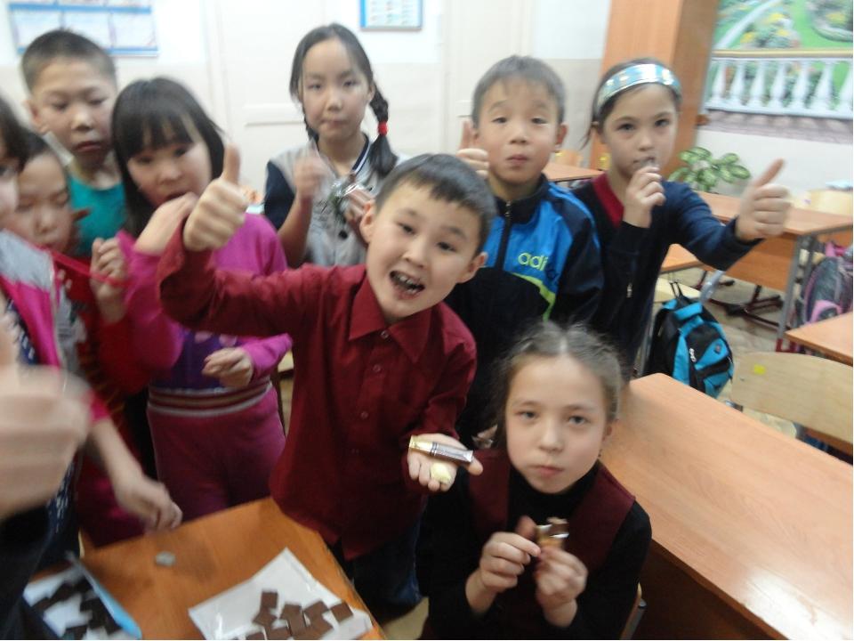 Дегустация шоколада