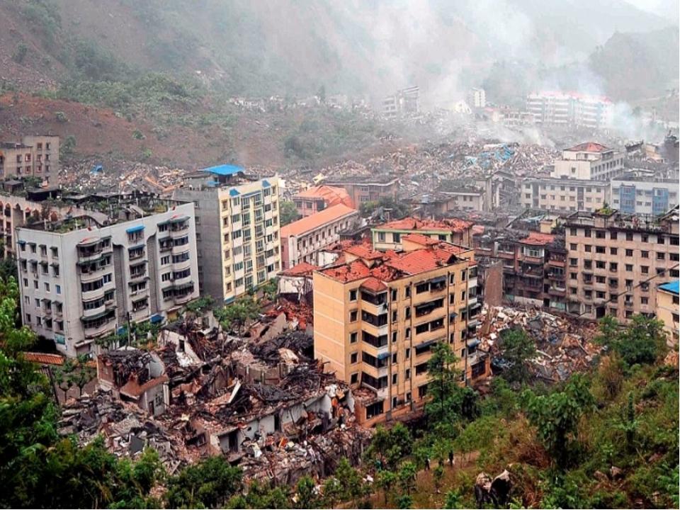 Познакомиться с причинами возникновения землетрясений, их изучением и предска...