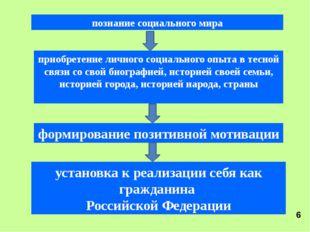 установка к реализации себя как гражданина Российской Федерации познание соц