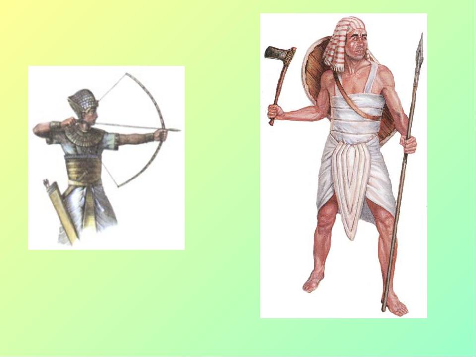 рисунок о походе фараона