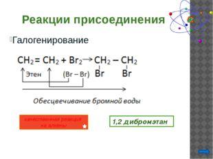 Присоединение галогеноводородов к пропилену и другим несимметричным алкенам