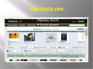 http://dipity.com