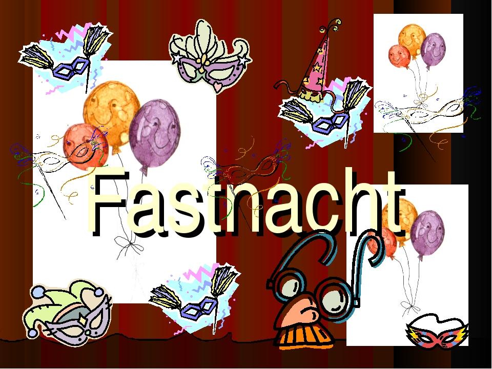 Fastnacht