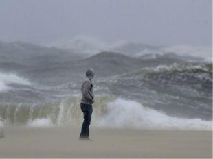 Явления природы в океанах и морях Ураган
