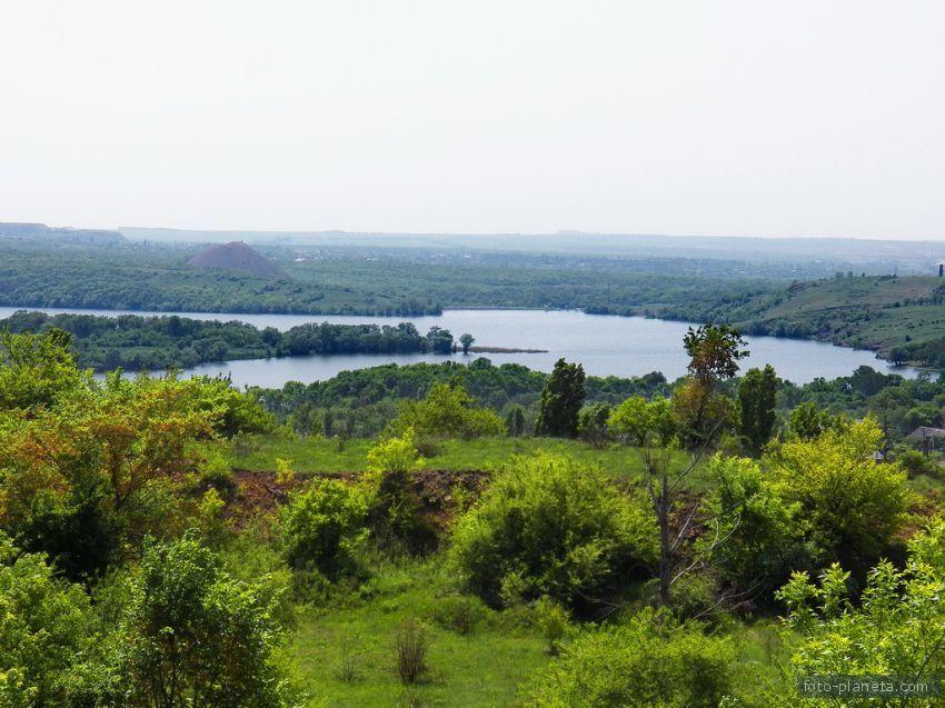 Волынцевское водохранилище | Енакиево (Донецкая область)