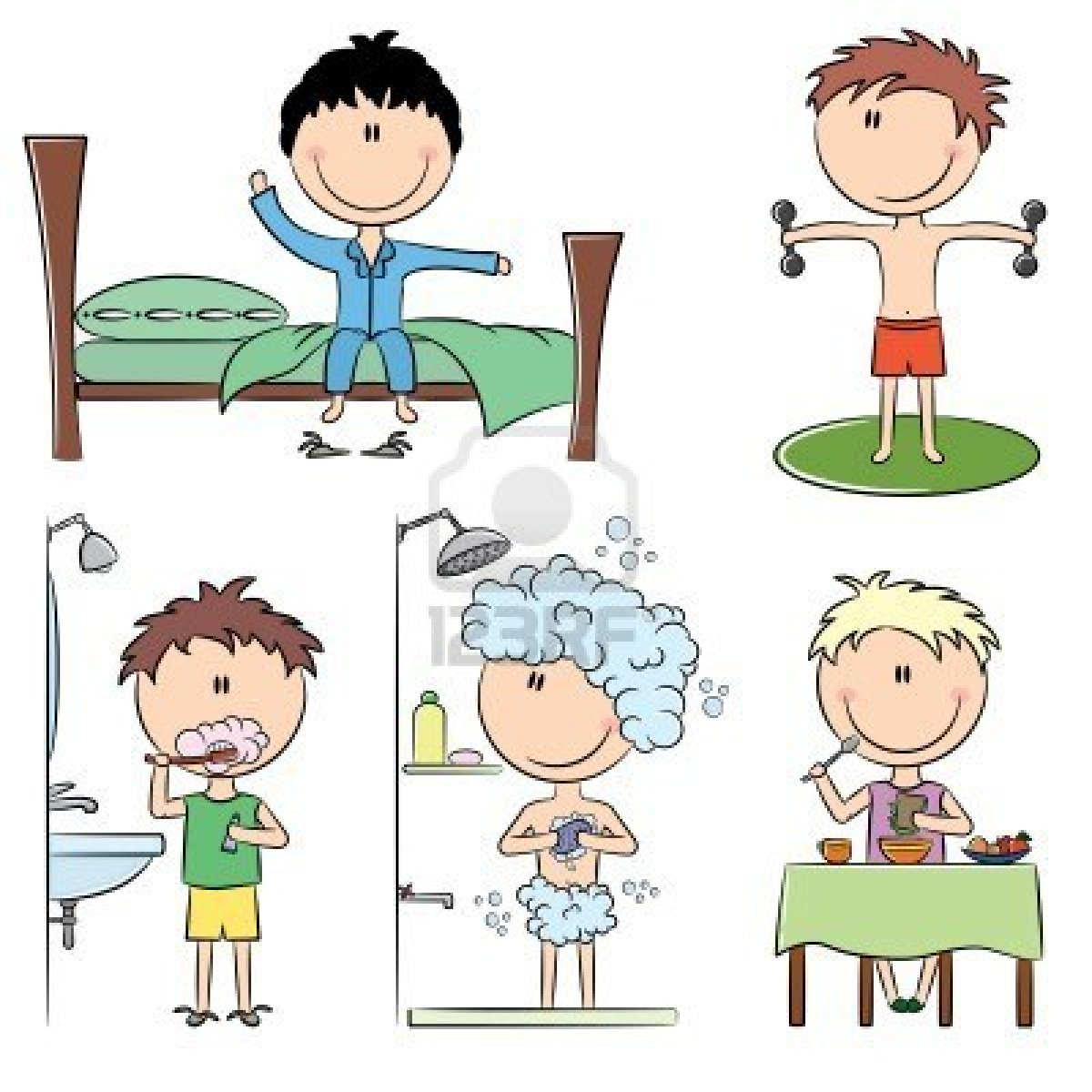 8663576-daily-morning-boys-life-including-wake-up-morning-exercises-teeth-cleaning-shower-and-breakfast.jpg