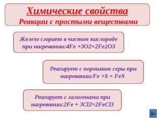 Химические свойства Реакции со сложными веществами С кислотами: А) с соляной