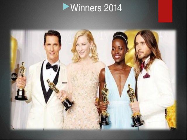 Winners 2014