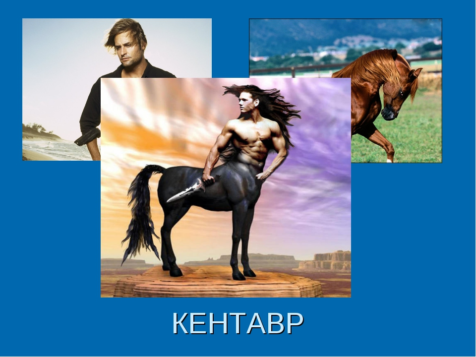 КЕНТАВР
